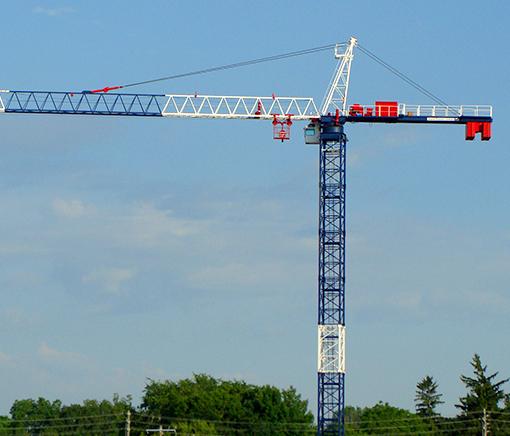 rentals and sales skycrane rh towercranes net Parts of a Crane Terex Digger Derrick Manuals